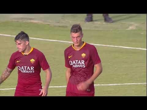Latina-Roma 0-9, gli highlights del match. Tripletta per Schick, gol in rovesciata di Marcano