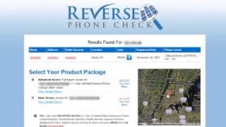 Reverse Phone Check Free I Reverse Phone Check Login
