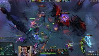 Lvl1 rosh into 5 man mid push ? LEZ GO