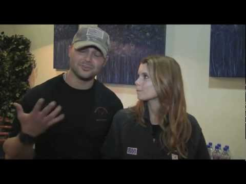 NY Yankee Nick Swisher with Joanna Garcia USO visit Afghanistan, Thanksgiving 2011