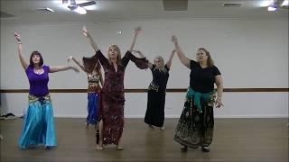 Troupe Mezdeke Dance Like An Egptian