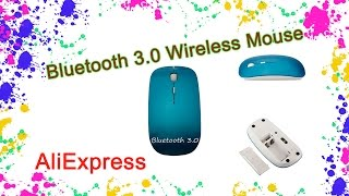 Bluetooth Wireless Mouse (ПЕЧАЛЬ)