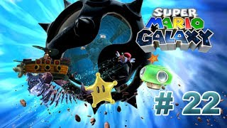Super Mario Galaxy Parte 22 Dim de Bowser Jr