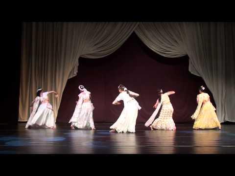 Shakti Indian Dance - Apsara Aali video