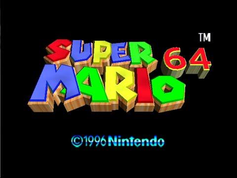 Mario 64 Review