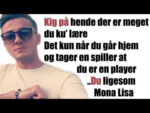 Jimilian feat. LIVID - Mona Lisa lyrics