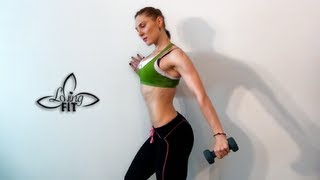 Любовь К Упругим Ягодицам :) ( Amour For Tight Booty Workout )