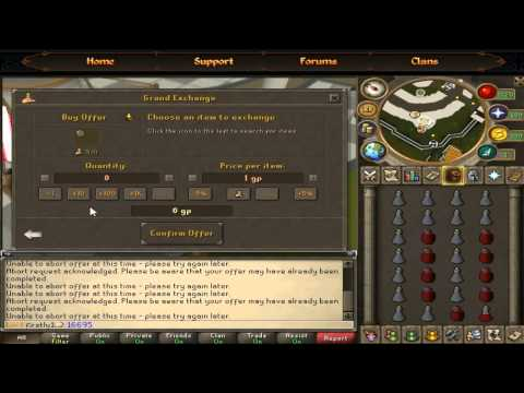 RuneScape #2 Money Making series (P2P) no req guide! awesome 2.1m profit!!!