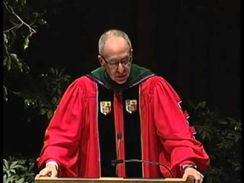 2013 Convocation: Cornell President David J. Skorton