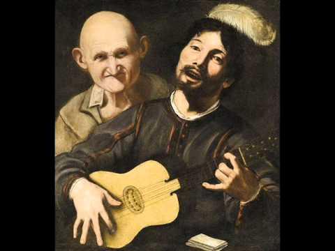 Francesco Corbetta - Folia / Anonymous - L'ausencia (Cancion sobre las folias)