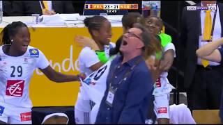 Les Françaises Championnes du Monde féminin de handball !