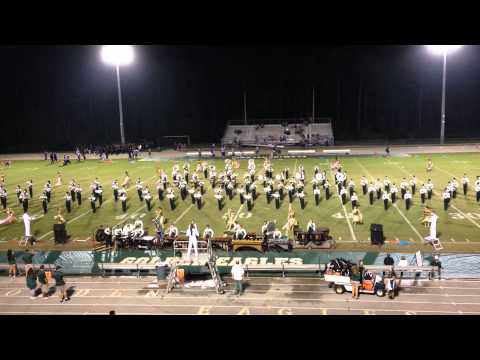 Fleming Island High School Marching Band 2014