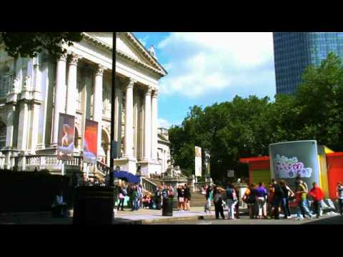 Bp: Premier Partner Of The Cultural Olympiad - London 2012 video