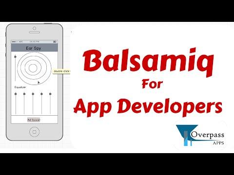 Balsamiq for App Developers - How we user Balsamiq for Mobile App Wireframes