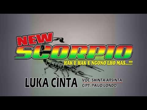 Shinta Arsinta - Luka Cinta ( Ful Version )( Album New Scorpio Kepaling )