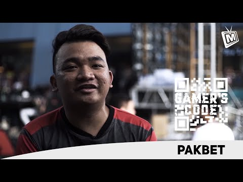 Gamer's Code - Pakbet (Mobile Legends)