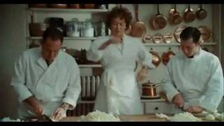 Julie & Julia cooking lessons