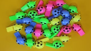 Surprise Eggs Whistle | Toys for Kids | The Surprise For Kids