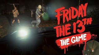 download lagu Lucha Mortal Por El Coche Friday The 13th: The gratis