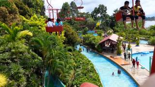 Trip to Bukit Merah 19th October 2013 - Overview of water theme park