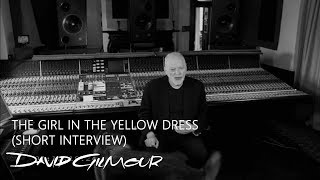 "David Gilmour - 新譜「Rattle That Lock」収録曲""The Girl In The Yellow Dress""メイキング、インタビュー映像を公開 thm Music info Clip"