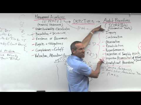 Audit Evidence: Analytical Procedures - Lesson 1