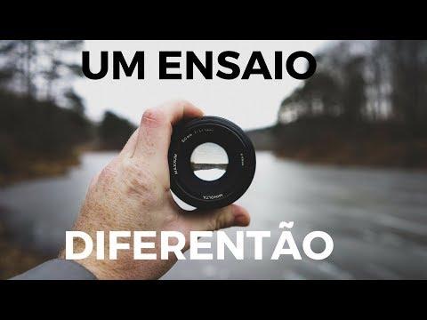 Fotografia - Um Ensaio DIFERENTÃO!!