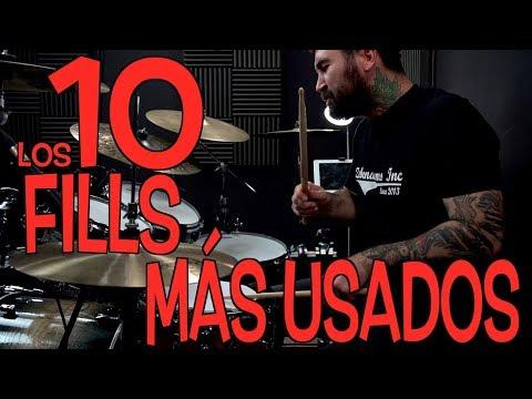 LOS 10 FILLS MÁS USADOS