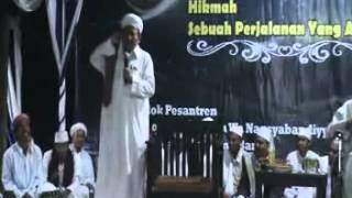 KH. Zezen Zaenal Abidin Selabintana Sukabumi, Rajaban di Kaduparasi, Labuan - Banten