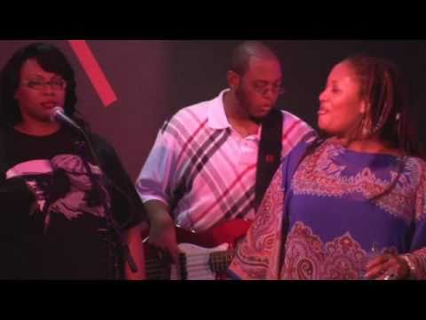 """Lalah Hathaway & Toni Scruggs Perform """"Summertime"""" Live At BHCP Center Stage (Part 3/10)"""