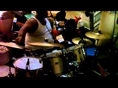Jack DeJohnette/ Danilo Perez/ John Patitucci - Tango African (Drum Cover)