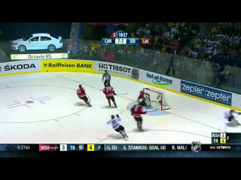 Watch highlights from the 2011 World Championships game between Canada and Switzerland.