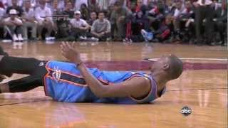 Miami Explode in the Third Quarter!! Game 5 NBA Finals 2012