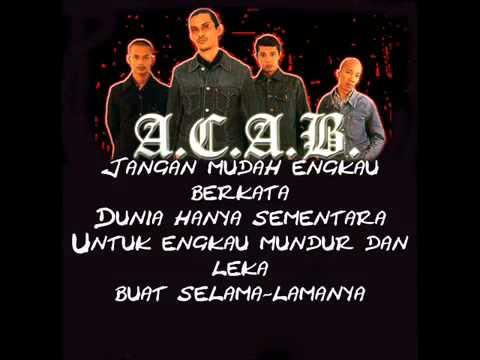 A.C.A.B - Bangun