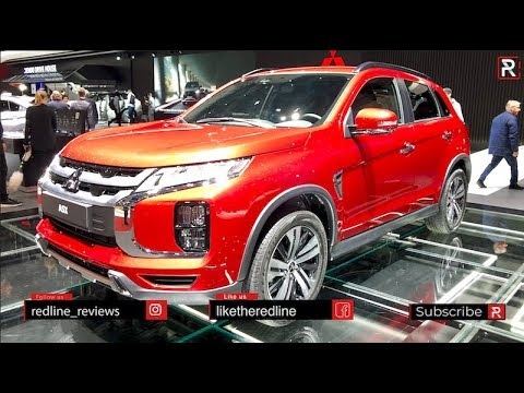 2020 Mitsubishi ASX (Outlander Sport) – Redline: First Look – 2019 Geneva Motor Show