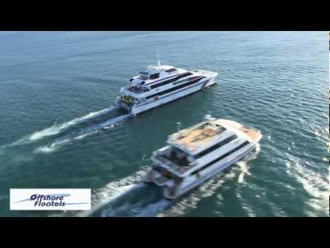 Offshore Floatels Floating Hotels Western Australia