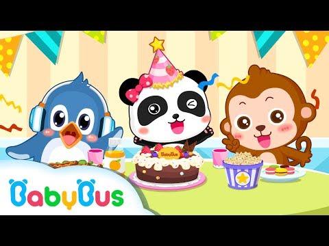 팬더묘묘 생일동화 묘묘 생일날  어떤 재미있는 일들이 있을까요? 베이비버스 생활동화