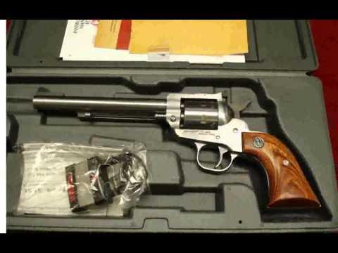 Ruger New Model Single-Six Convertible  .17 HMR Revolver  Images - cerimadoca