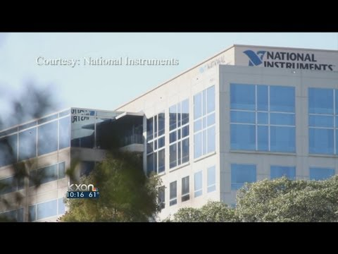 National Instruments looking to expand