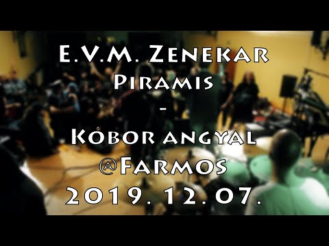 [ÉLŐ] E.V.M. koncert 2019. 12. 07. - Piramis - Kóbor angyal @Farmos