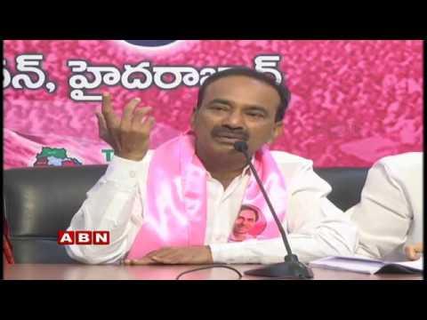 TS Minister Etela Rajender Press Meet Live from Telangana Bhavan | ABN Telugu