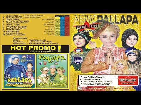 Download Tasya Rosmala -  New Pallapa - Ya Robbi Antal Haadi    Mp4 baru