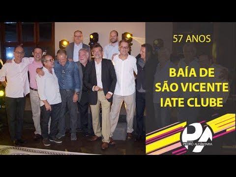 57 anos Baía de São Vicente Iate Clube