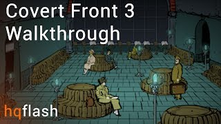 covert front walkthrough