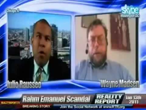 Rahm Emanuel  Dirty Politics, Blackmail, Murder And Gay Sex video