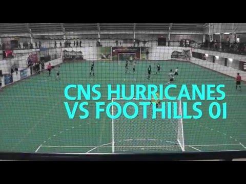 CNS Hurricanes vs Foothills 01