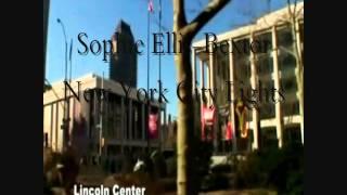 Watch Sophie Ellis Bextor New York City Lights video