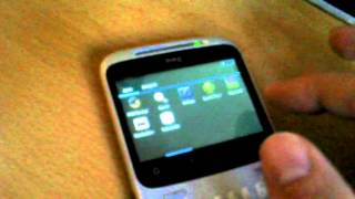 ICS on HTC Chacha (HTC Status)