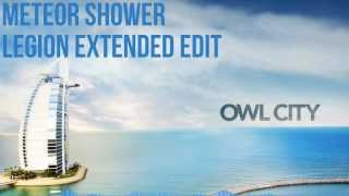 Watch Owl City Meteor Shower video