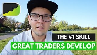 The ONLY Skill Required To Succeed As A Trader (and what makes a good weekend!)